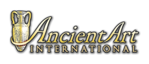 Ancient Art Antiquities Dealer Logo